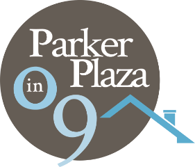 Parker Plaza in 09 Logo